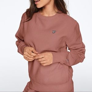VS PINK pullover crewneck sweatshirt XS